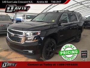 2017 Chevrolet Tahoe LT HTD SEATS, BOSE AUDIO, SUNROOF, BLUET...