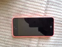 Iphone 5c good condition EE network
