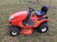 Kubota gr1600 tractor diesel ride on lawnmower