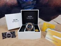 Complete Set Orange/Black breitling SuperOcean comes Breitling Boxed with Paperwork