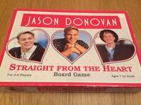 Jason Donovan game