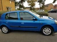 For sale Renault Clio 1.2 petrol