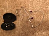 SHURE 535 IEM Professional earphones