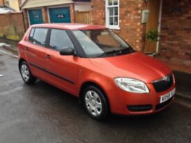 FANTASTIC SKODA FABIA DIESEL 1.4 PD. £30 A YEAR ROAD TAX. VERY ECONOMICAL AND RELIABLE LITTLE CAR