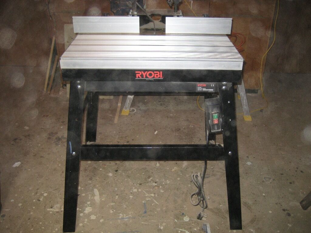 Router table ryobi rt 6000 heavy duty in maesteg bridgend gumtree router table ryobi rt 6000 heavy duty keyboard keysfo Image collections