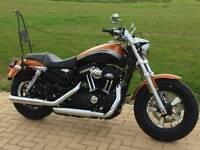 Harley Davidson Sportster XL1200 CA 2014