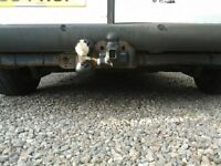 Tow bar for Renault Trafic, Vivaro, Primastar
