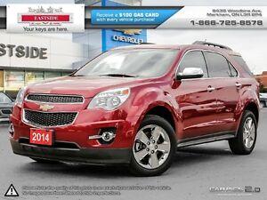 2014 Chevrolet Equinox 2LT  - Mylink -  Navigation