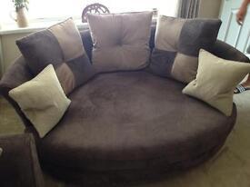 DFS Snuggle Sofa