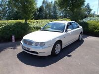 rover 75 2.0 cdti diesel se saloon bmw engine model .