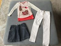 Girls Summer Clothes