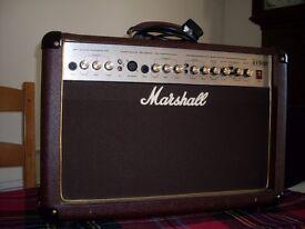 Marshall AS50R Amp Marshall AS 50R guitar amp for sale.