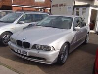 2001 e39 525i se auto lots of service history been very well looked after full 12 months mot £1000