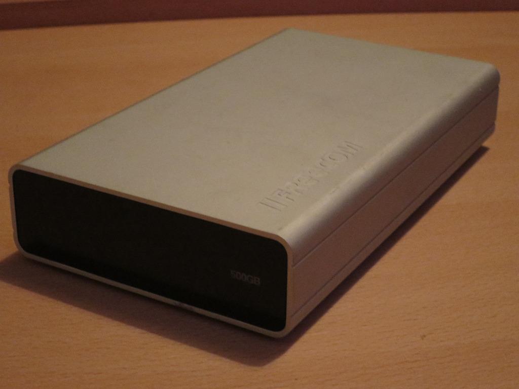 gb freecom hard drive:
