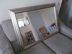 Gallery mirror excellent condition.