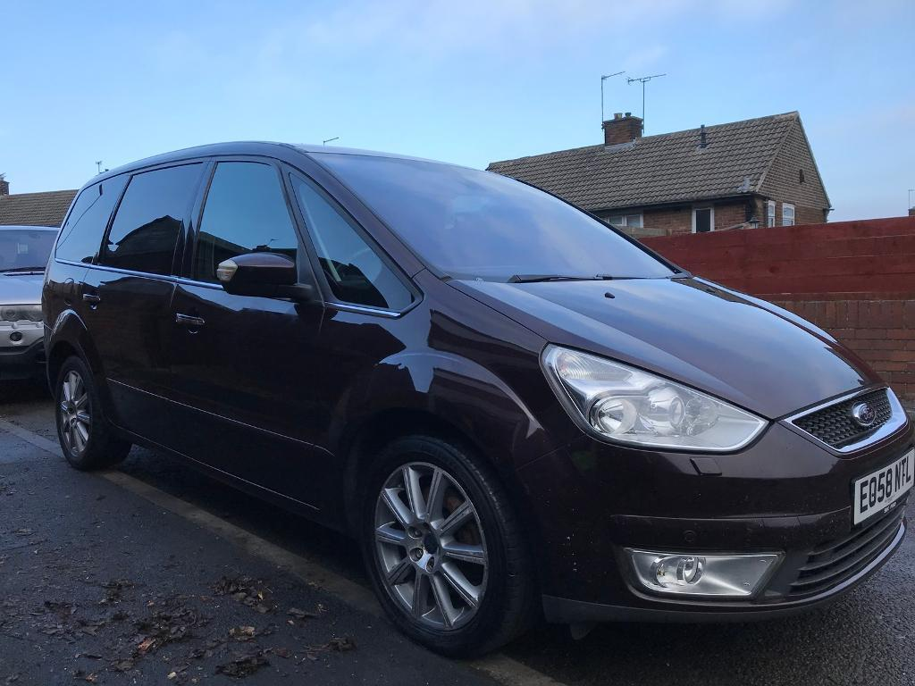 Ford Galaxy 2.2 TDCI GHIA 7 seater diesel