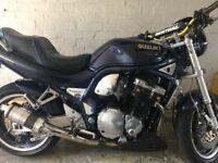 Suzuki bandit 1200 sale or swap for supermoto