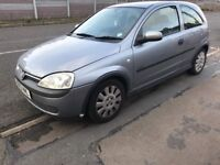 Vauxhall Corsa 1.0 Active 3 Door Low Miles 6 Months MOT