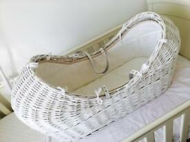 Crib Moses basket