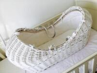 Crib Moses basket