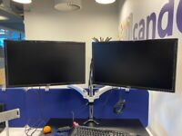 """Xenta 24"""" Full HD Flat Panel Monitor (6no.)"""