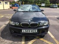 BMW 3 Series 330ci Sport (black) 2003