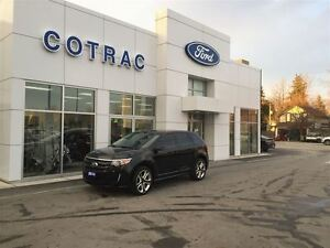 2014 Ford Edge Sport LOW KMS