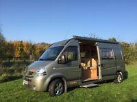 Lovely Devon Provence 2 berth Renault Campervan