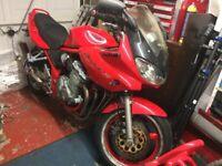 Suzuki, BANDIT, 2000, 600 (cc) MOTed £300 RECENTLY SPENT ON IT