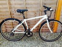 Serviced - Marin Larkspur Hybrid City Bike - Excellent Condition