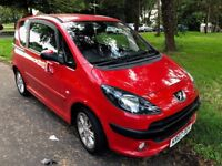 2007 Peugeot 1007 Auto (Automatic) Low mileage. Drives very well.