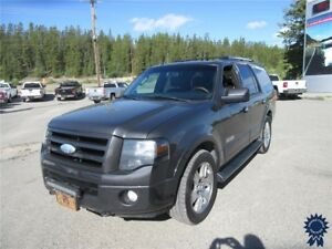 2007 Ford Expedition Limited 7 Passenger 4X4, Rear Parking Aid