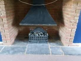 Fire Chimney Hood