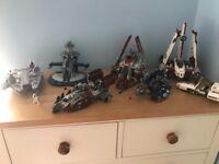 Star Wars Lego Models