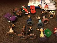 PS4 Disney infinity 3.0 game and characters