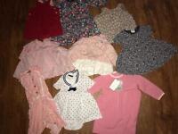 Dress bundle 0-6months