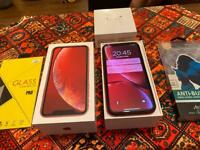 iPhone XR red unlocked