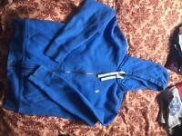 Ralph Lauren hoody blue