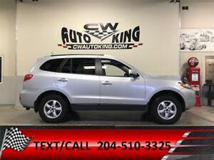 2009 Hyundai Santa Fe Limited 3.3L w/Navigation / Leather / Roof