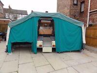 1997 Conway Phoenix Trailer Tent