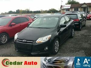 2012 Ford Focus SE - Local Trade - Managers Special