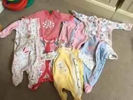 New born girls clothes