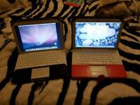 2x Apple Mac books