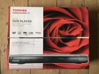 Toshiba DVD Player Brand New Condition