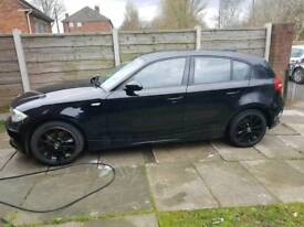 Bmw 116i 2007 57 plate immaculate condition low mileage