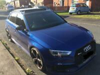 Audi Rs3 2016 facelift virtual cockpit mrc tuned fully loaded 6k miles top spec