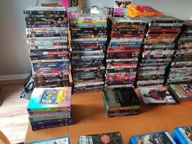 DVD, Bluray and boxsets