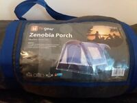 Tents and a tent porch - offers considered