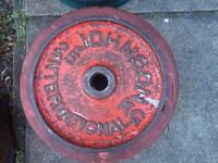 300kg olympic weight plates