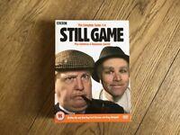 STILL GAME DVD BOX SET - New